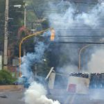Spraying down protests: the dangers of the use of teargas