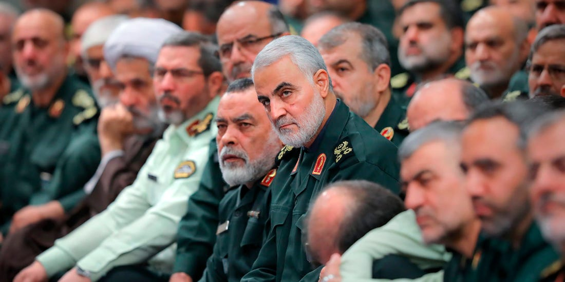 US-Iranian Relations: A View on the Aftermath of  the Soleimani Strike