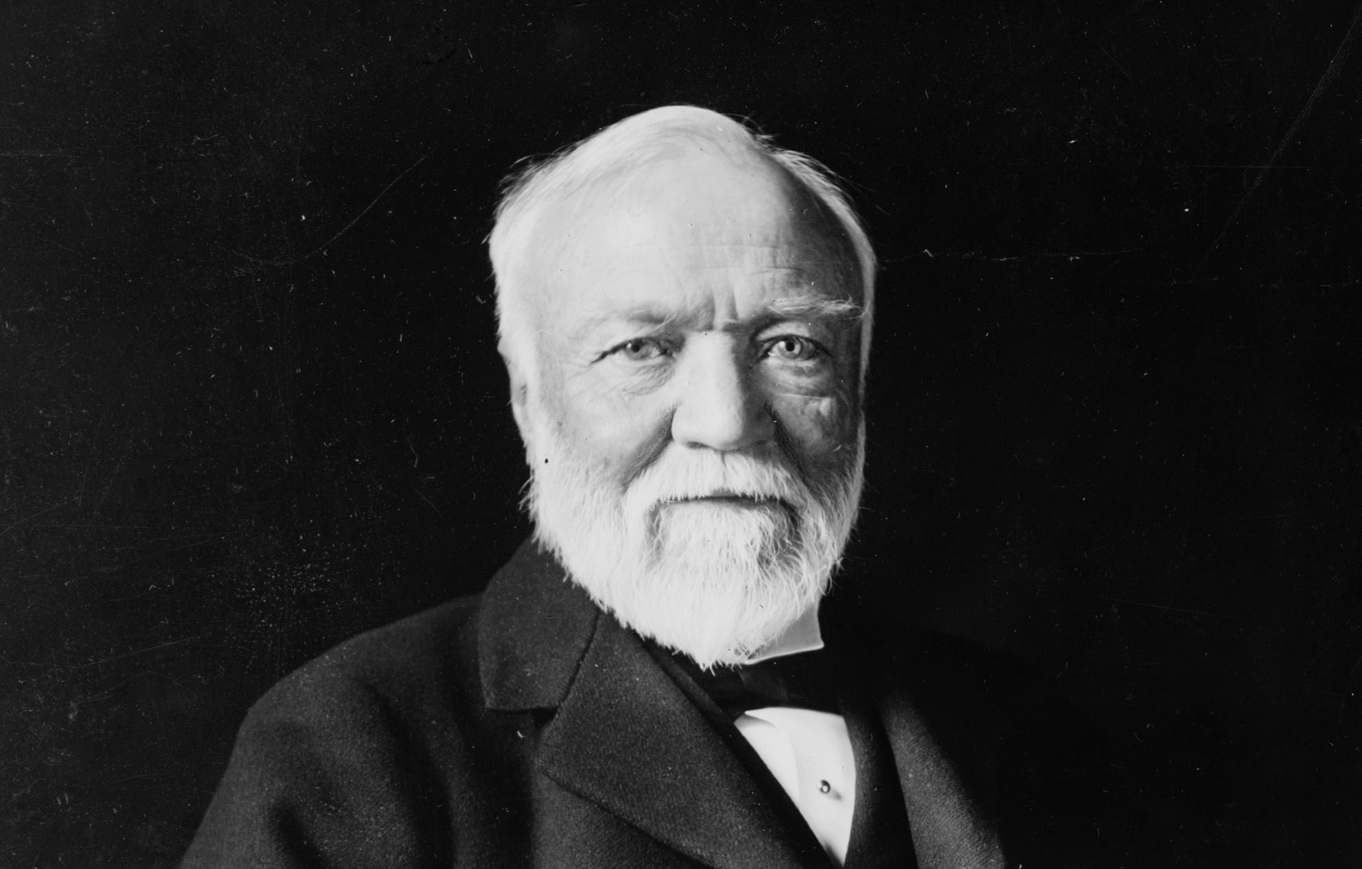 America's Man of Steel: Andrew Carnegie's Life of Wealth & Legacy of Peace