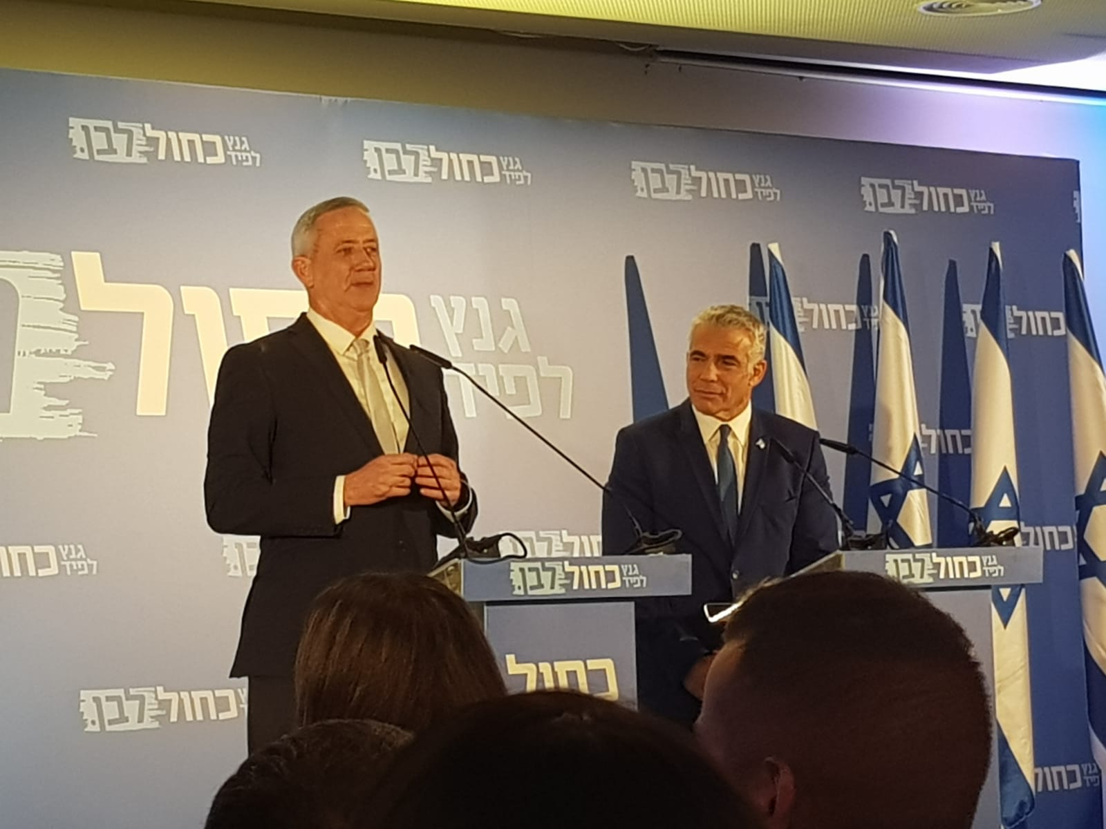 Building Bridges, Burning Bridges: A Unity Government in Israel is Likely to Divide the Israeli Centre