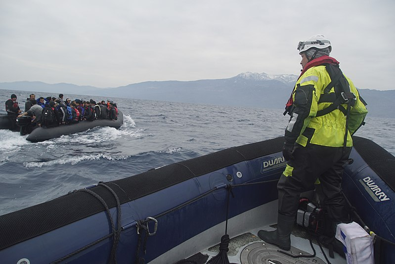 Between a Rock and a Hard Place: Greece Pressured by New Surge of Refugees