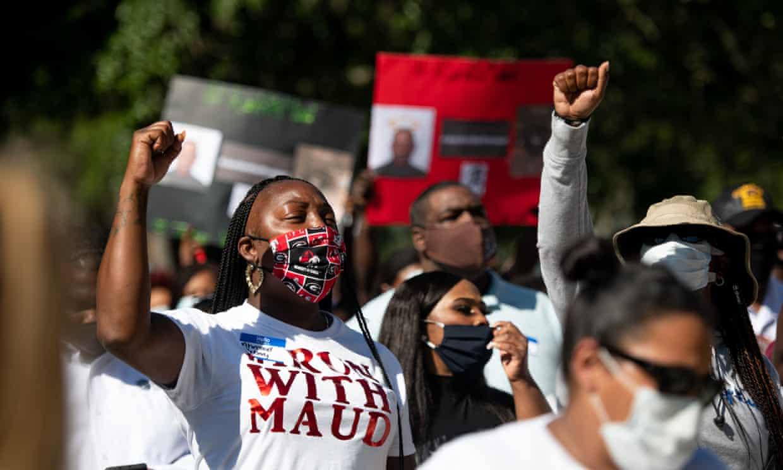 Black Lives Matter: The Killing of Ahmaud Arbery and Anti-Black vigilantism