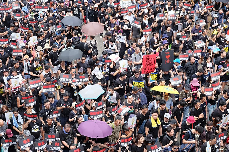 Hong Kong Protests: Still Defiant a Year Later
