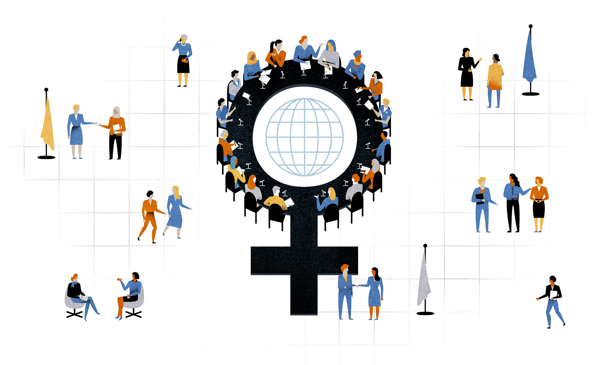 Sweden's Feminist Foreign Policy – And how it might be a way to make the world a bit better