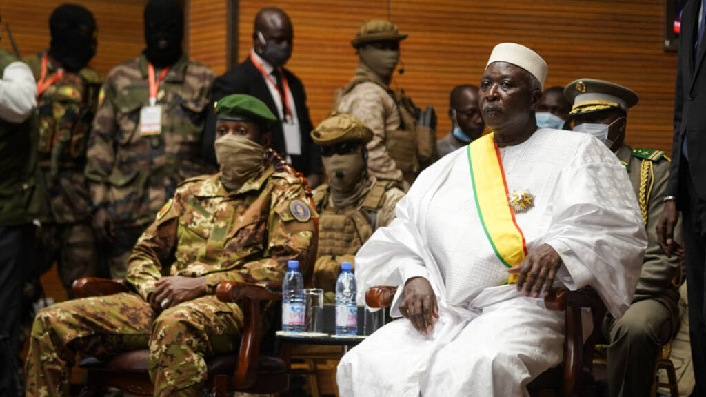From one coup to the next – the arrest of the Malian president